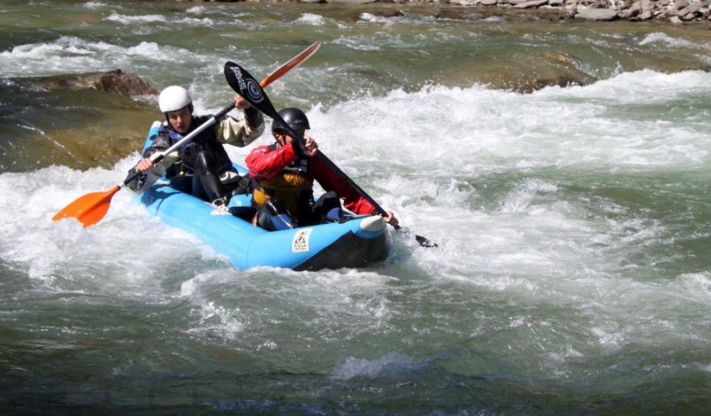 Kayak (iemand anders)